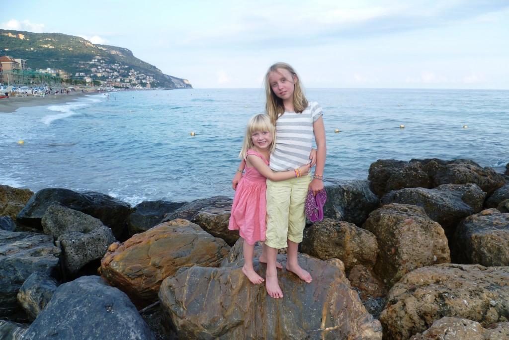 Maddy & Rosie - Pietra Ligure, 2014