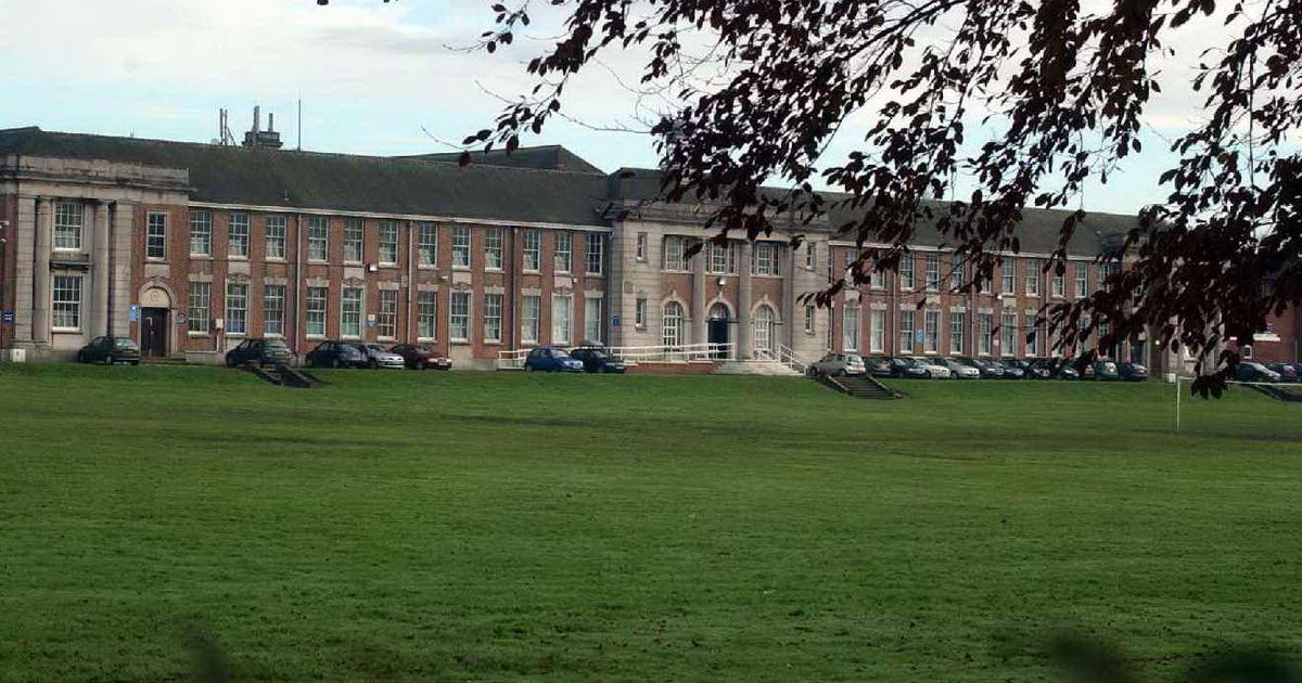 Wolstanton Grammar School